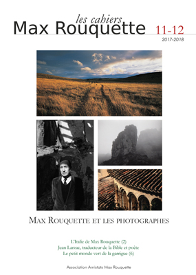 Cahiers Max Rouquette n°11-12