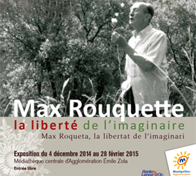 exposition Max Rouquette