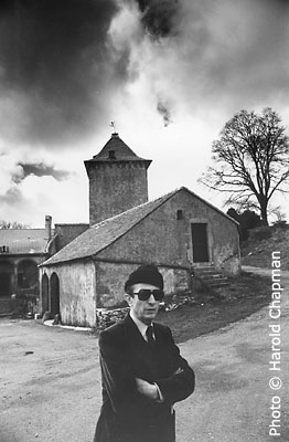 Grailhes, Larzac, 1988 (photo Harold Chapman)