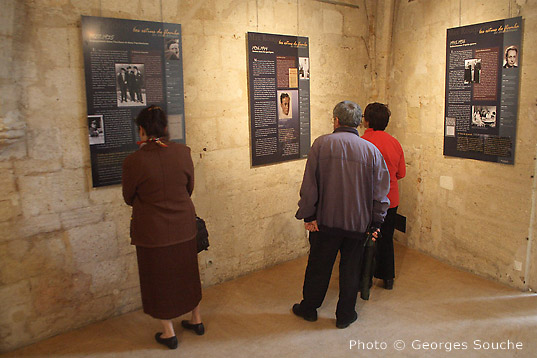 01/06/08. Salle St Ravy. Exposition