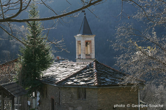 L'église de Fraïsse [Frassino]