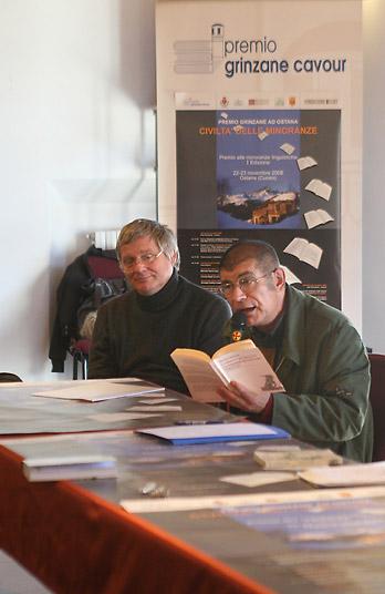 JF Brun et Roland Pécout
