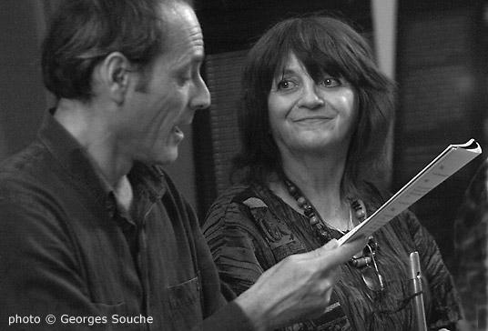 Alain Vidal et Annette Clément